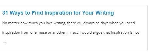 چگونه با جعبه الهام بخش نویسنده بهتری بشویم 3