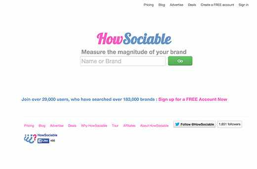 21 ابزار مانیتورینگ رسانه های اجتماعی برای کاربران وردپرس! 18