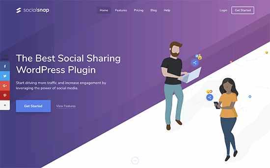 11 تا از بهترین افزونه های رسانه های اجتماعی برای وردپرس (2018) 2