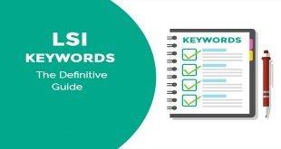 کلمات کلیدی LSI