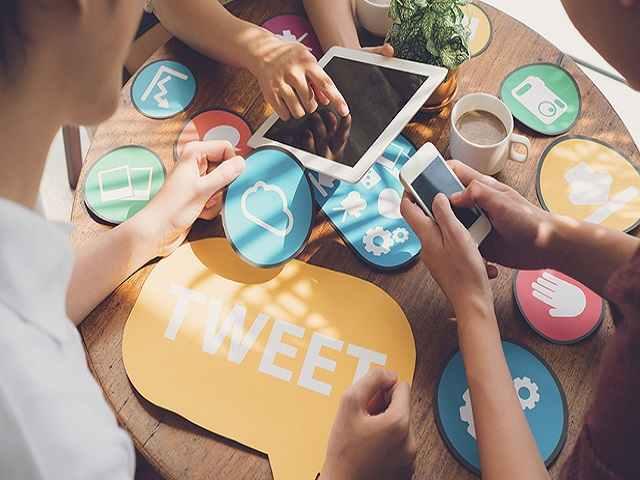 رابطه بین رسانه اجتماعی و سئو