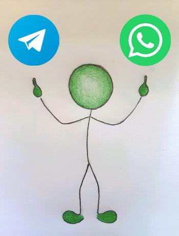 ارسال انبوه پیام در واتس اپ